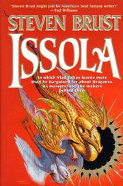 ISSOLA by Steven Brust