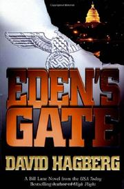 EDEN'S GATE by David Hagberg
