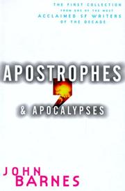 APOSTROPHES AND APOCALYPSES by John Barnes