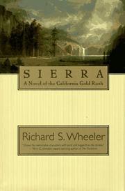 SIERRA by Richard S. Wheeler