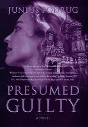 Cover art for PRESUMED GUILTY