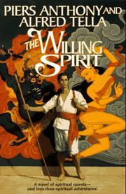 THE WILLING SPIRIT by Piers Anthony