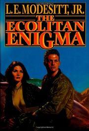 THE ECOLITAN ENIGMA by Jr. Modesitt