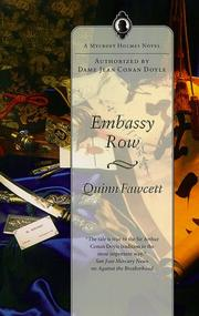 EMBASSY ROW by Quinn Fawcett