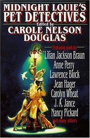 MIDNIGHT LOUIE'S PET DETECTIVES by Carole Nelson Douglas