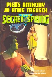 THE SECRET OF SPRING by Piers Anthony