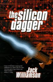 Book Cover for THE SILICON DAGGER