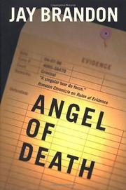 ANGEL OF DEATH by Jay Brandon