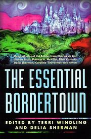 THE ESSENTIAL BORDERTOWN by Terri  Windling