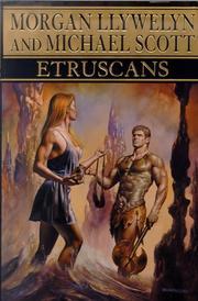ETRUSCANS by Morgan Llywelyn