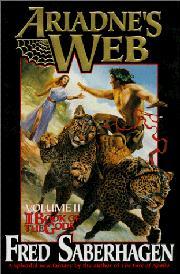 ARIADNE'S WEB by Fred Saberhagen