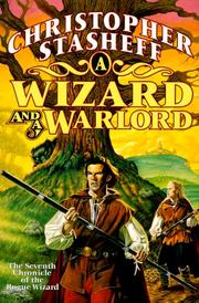 A WIZARD AND A WARLORD by Christopher Stasheff