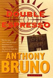 Book Cover for DOUBLE ESPRESSO