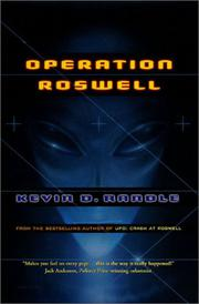 OPERATION ROSWELL by Kevin D. Randle