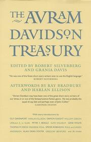THE AVRAM DAVIDSON TREASURY by Avram Davidson
