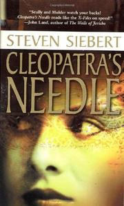 CLEOPATRA'S NEEDLE by Steven Siebert
