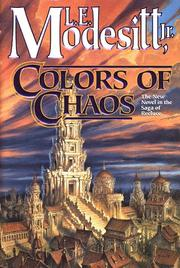 COLORS OF CHAOS by Jr. Modesitt
