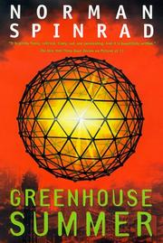 GREENHOUSE SUMMER by Norman Spinrad
