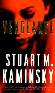 VENGEANCE by Stuart M. Kaminsky