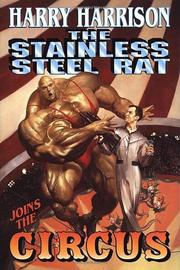 Cover art for THE STAINLESS STEEL RAT JOINS THE CIRCUS