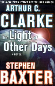 Cover art for THE LIGHT OF OTHER DAYS
