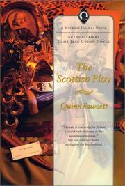 THE SCOTTISH PLOY by Quinn Fawcett