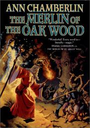 Book Cover for THE MERLIN OF THE OAK WOOD