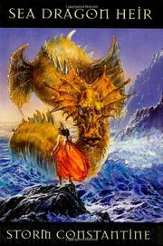 SEA DRAGON HEIR by Storm Constantine