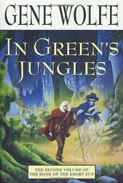 Cover art for IN GREEN'S JUNGLES