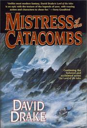 MISTRESS OF THE CATACOMBS by David Drake