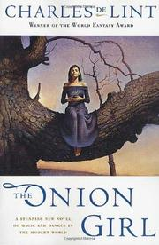 Cover art for THE ONION GIRL