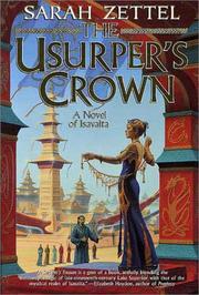 THE USURPER'S CROWN by Sarah Zettel