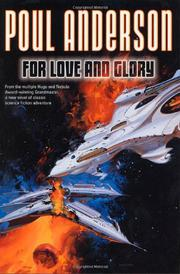 Book Cover for FOR LOVE AND GLORY