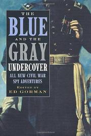 THE BLUE AND THE GRAY UNDERCOVER by Ed Gorman