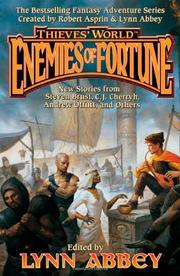 THIEVES' WORLD: ENEMIES OF FORTUNE by Lynn Abbey