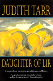DAUGHTER OF LIR by Judith Tarr
