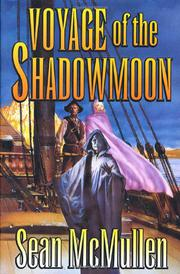 Cover art for VOYAGE OF THE SHADOWMOON