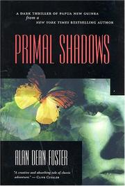 Cover art for PRIMAL SHADOWS