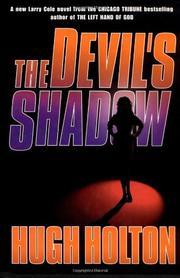 Cover art for THE DEVIL'S SHADOW