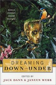 Book Cover for DREAMING DOWN-UNDER