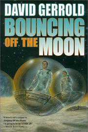 Book Cover for BOUNCING OFF THE MOON