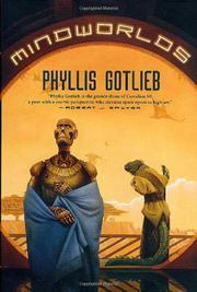 MINDWORLDS by Phyllis Gotlieb