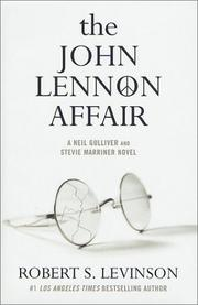 THE JOHN LENNON AFFAIR by Robert S. Levinson