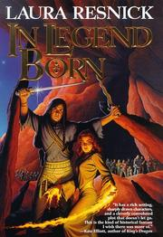Book Cover for IN LEGEND BORN