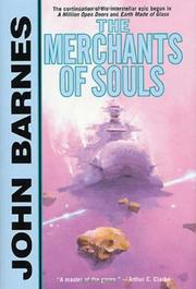 THE MERCHANTS OF SOULS by John Barnes