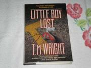 LITTLE BOY LOST by T.M. Wright