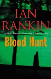 BLOOD HUNT by Ian Rankin