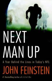 NEXT MAN UP by John Feinstein