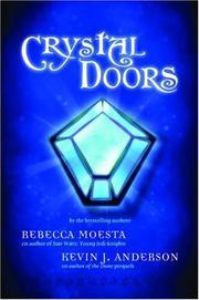 CRYSTAL DOORS by Rebecca Moesta