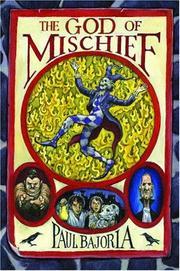 THE GOD OF MISCHIEF by Paul Bajoria